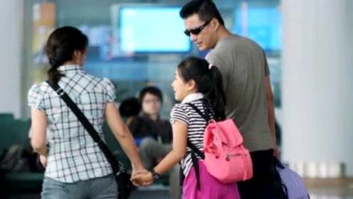她与靳东分手后 又恋上了马伊琍前男友 今女儿酷似前夫高曙光