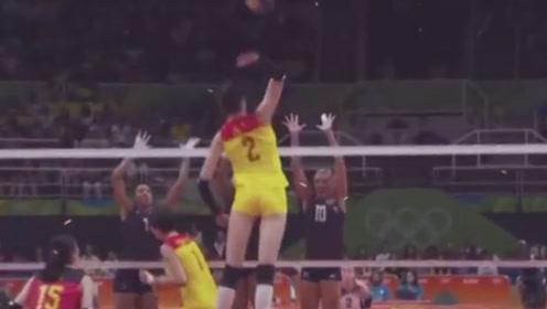 骄傲!女排世界杯朱婷零失误领跑扣球榜 发球榜丁霞列第一