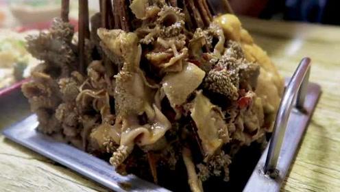 吃成表情包!老北京涮肚什么味儿?