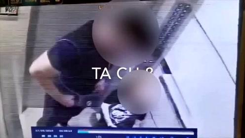 泰国美女网红酒店离奇死亡 男子将其扔在电梯内后淡定离开