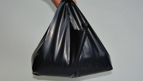 为啥卖水产的喜欢用黑色的塑料袋?老板无意说漏了嘴,很多人不懂