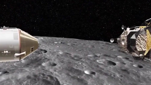 印度有望成第四个登陆月球的国家,折戟毁誉参半,仅差2.1公里