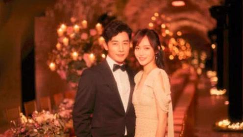 唐嫣结婚不到一年宣布怀孕喜讯 罗晋发文:与大家分享我们的喜悦