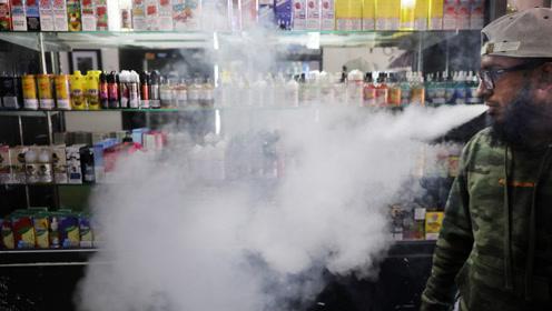印度政府宣布全面禁售电子烟 违者将面临最高3年监禁