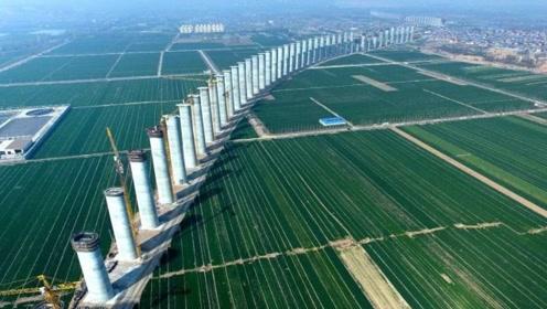 """中国建造""""超级铁路"""",全长1814公里途经7省,用途十分特殊"""