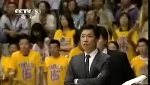 11年CBA总决赛:神七王仕鹏场均22.7分夺冠荣膺FMVP