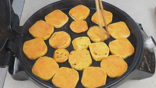 红薯好吃这样做,不蒸不煮,健康营养,怎么吃都不胖!