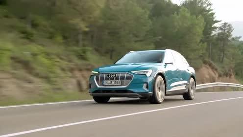 奥迪e-tron 电动豪华SUV 无语论比的设计