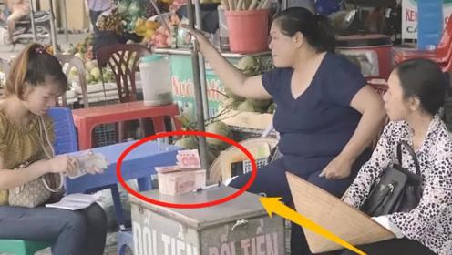 """越南街头卖""""人民币"""",货币堆积如山,这钱都是干嘛用的?"""