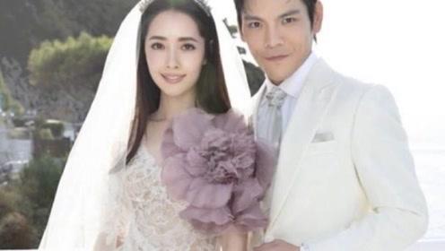 郭碧婷向佐结婚了!婚礼现场深情告白甜哭众人,只有他全程黑脸!