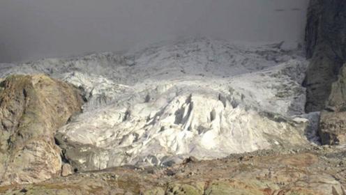阿尔卑斯山最高峰冰川面临坍塌风险 半山腰小屋居民已疏散