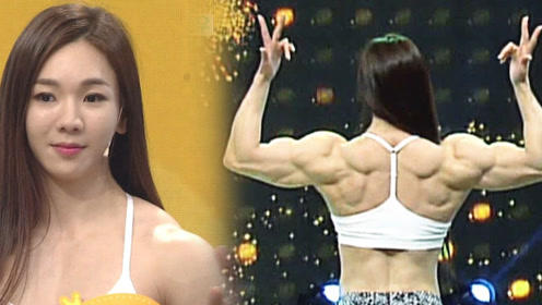 """日本最美""""肌肉魔女""""!与众不同的少女偶像,粉丝:这也太带劲了"""