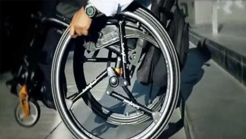 农民发明的轮子悬架,连政府都看上了,还进了大公司董事会
