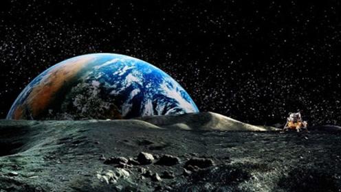 假如在月球表面倒1桶水,将会发生什么?下一秒出现神奇一幕!