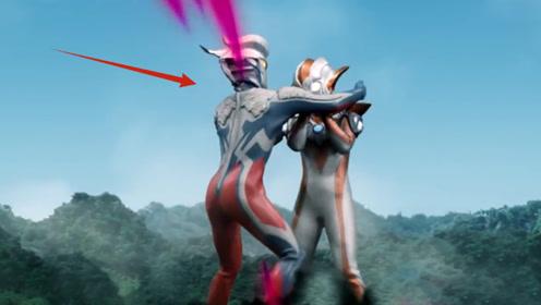 赛罗成格丽乔守护神,用身体为她挡大招,这是要成新的CP?