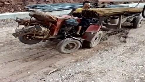 这才是真正的老司机,这技术一般人学不了,不服来试!