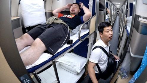 """舒适度堪比""""五星级酒店""""?中国双层卧铺高铁问世,你想去体验吗"""