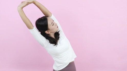 两个瑜伽体式,甩掉腹部赘肉,养护子宫,宫寒悄悄好了