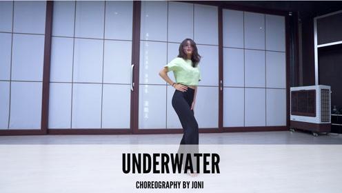 舞邦 Joni 课堂视频 Underwater