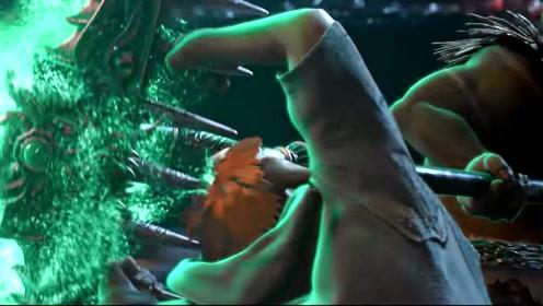 用《哪吒》应援曲打开《西行纪》:猪八戒与弟弟大战