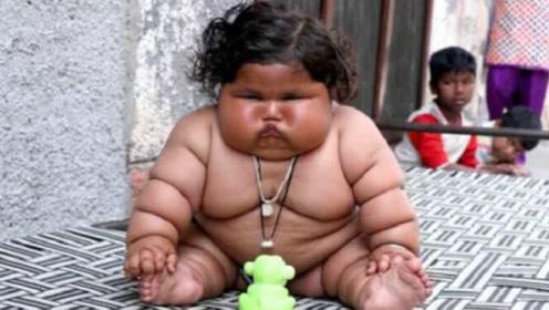 """10年前,那个出生体重就有14斤的""""巨婴"""",如今过得如何?"""