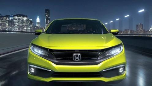 A级车的代表车型,11万起,177马力搭配地球梦发动机
