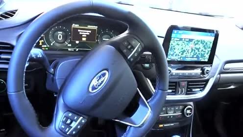 福特全新小型SUV,2020款福特Puma跨界SUV实拍