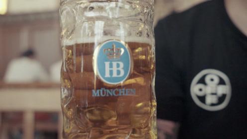 德国:这里是慕尼黑啤酒节的主战场 一家店可容纳3000人畅饮
