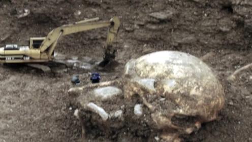 """蓬莱仙岛出土古墓,惊现6000年前""""女巨人"""",难道真的有仙女?"""