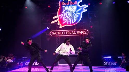 地表最强Hiphop双胞胎Les Twins最新嘉宾秀