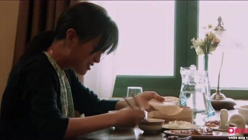 包文婧挑战刘若英《天下无贼》,边吃边哭戏绝了,看的人难受!