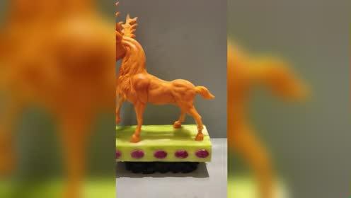 雕刻:这是雕的一匹马吗?进来看看就知道,你不会后悔了的!