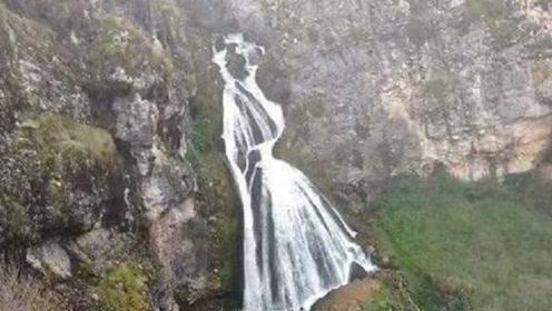 """全球最""""恐怖""""的瀑布,下雨天就会出现新娘,还曾被封为禁地!"""