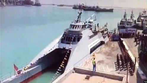信不信由你,伊朗这款用木头钉起来的新舰艇,传说跑得比飞得都快