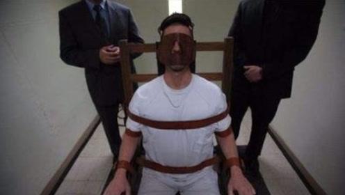 美国监狱有一种刑罚,它比死刑还要残酷,意志力再强也会崩溃