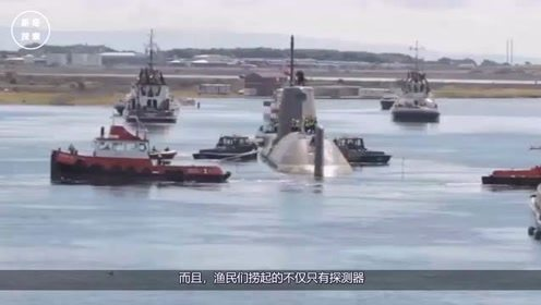 """中国渔民找到""""副业""""?外国军舰叫苦不迭:中国渔民别再捞了!"""