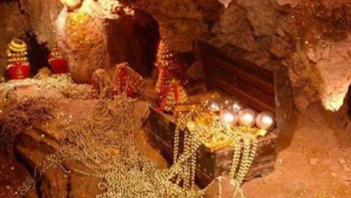 湖北最富有的古墓,3000多颗宝石16公斤金器,专家:这才叫富可敌国