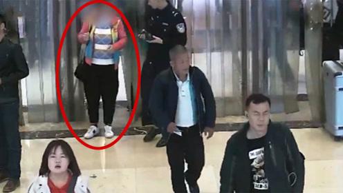 国庆假期前电脑在北京站被偷,失主返京后报警,民警一天破案