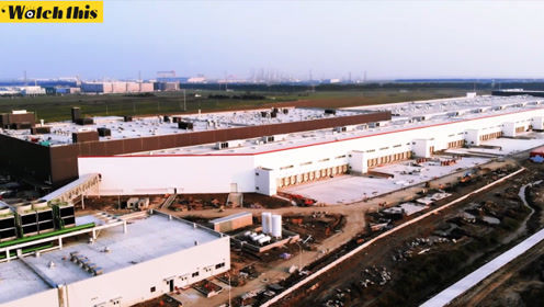 中国速度!特斯拉上海工厂一期1月动工9月验收 二期加速建设中