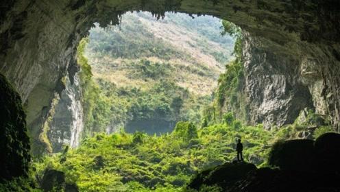 世界上最大的山洞,别有洞天可装下72亿人,至今未探索完全