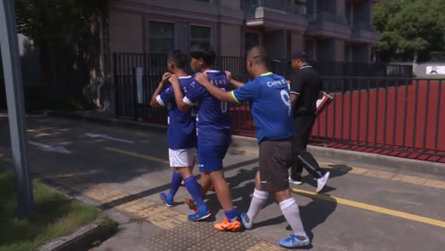 中国盲人足球队用胜利致敬男足,力克伊朗夺冠,第6次称霸亚洲!