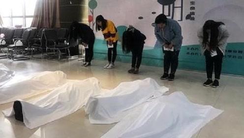 人死后为什么要用白布盖住尸体?原来并非迷信,而是有科学依据的!