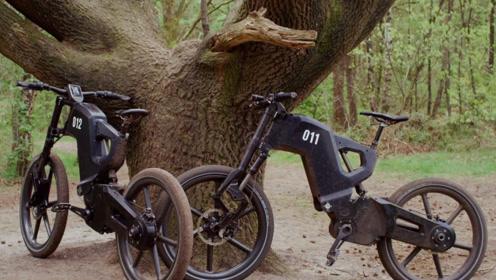 """军工材质打造的自行车,据说撞卡车都没事,堪称最""""牛""""自行车!"""