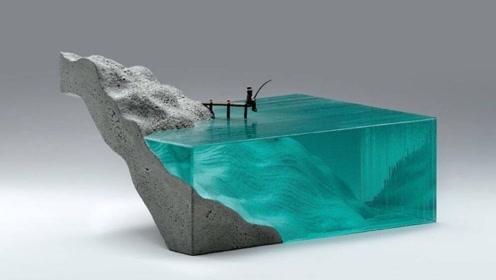 沙子也能变玻璃?老外亲自动手验证,2200℃的时候见真假
