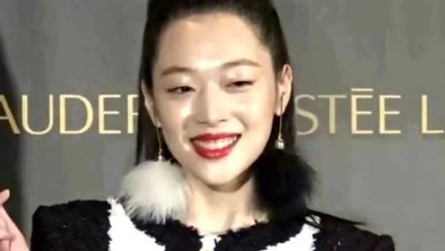 韩女星雪莉确认在家中住宅死亡 经纪人发现并报警
