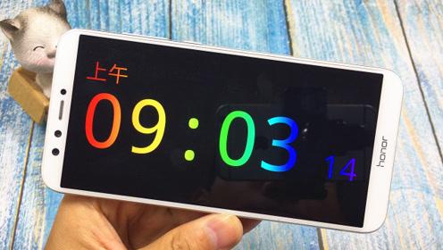 教你巧妙利用家里的闲置手机,制作一个电子时钟,放在桌上非常好看!