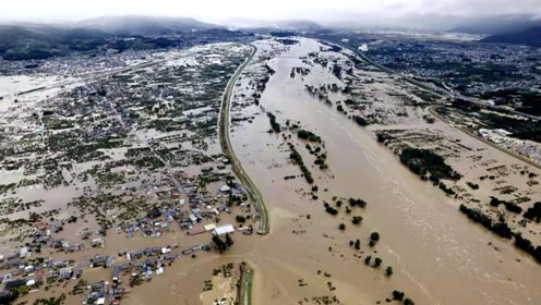 一天之内,核泄漏警报、火山喷发,地震、超强台风、同时光临日本