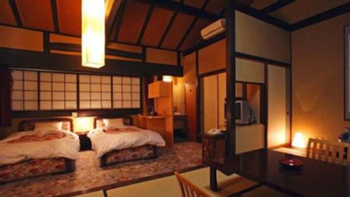 在日本住宿千万不要给女性开门,很多人都不知道,导游:开了就摊上事了!