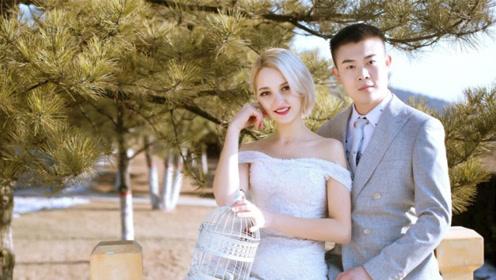 中国仅有的白种人民族,姑娘个个都很漂亮,却在国内四处碰壁