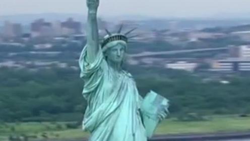自由女神像原本是法国送给埃及的,结果埃及没要,才给了美国